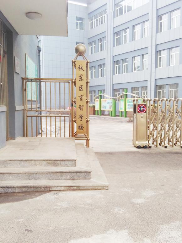 辽宁鞍山市特殊教育资源中心儿童