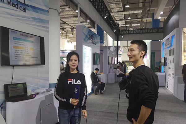 普瑞森参展济南国际技术博览会圆满成功