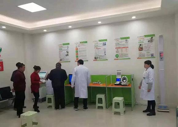 汉中市西乡县首家国家公共卫生智