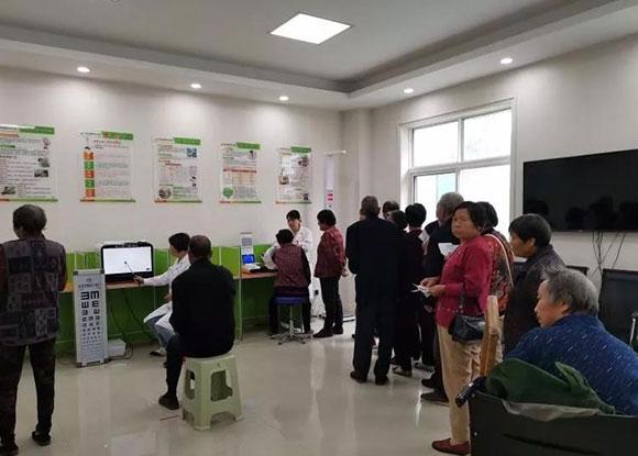 汉中市西乡城南卫生院运用公共卫