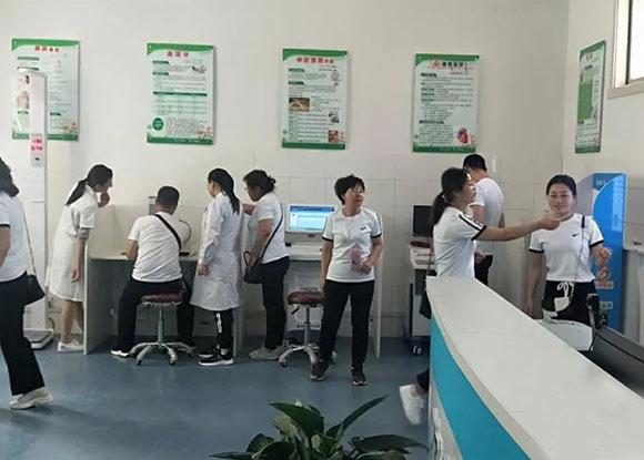 澄城县寺前智能健康管理中心
